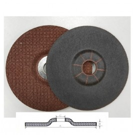 BONDED ABRASIVES CENTER DEPRESSED GINDING DISK * Images are for illustrative purposes only*
