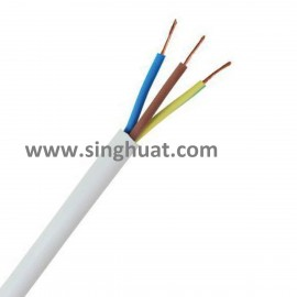 PVC Grey Colour Cable * Images are for illustrative purposes only *