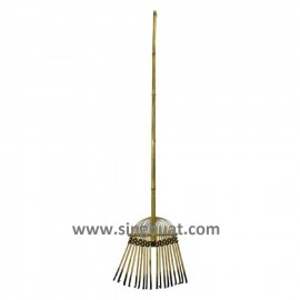 Bamboo Garden Rake * Images are for illustrative purposes only *