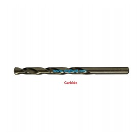 CARBIDE FRACTIONAL JOBBER DRILL * Images are for illustrative purposes only*