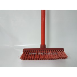 No : 300 PVC Drain Broom With Handle * Images are for illustrative purposes only *