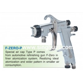 M01-I-F-ZERO-P SPRAY GUN * Images are for illustrative purposes only*