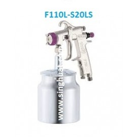 M01-I-F110L-Sxx SPRAY GUN  * Images are for illustrative purposes only *