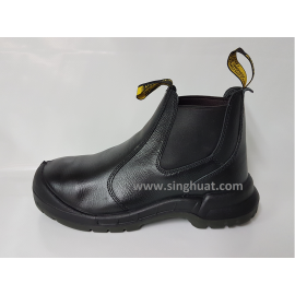 KWD 706 Full Grain Leather Elastic Sided Pull-Up Boot ( PSB Approved ) * Images are for illustrative purposes only *