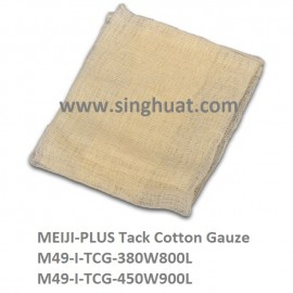 M49-I-TCG-380W800L 380X800 COTTON GAUZE TACK CLOTH * Images are for illustrative purposes only *