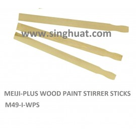 M49-I-WPS-18150 - WOOD PAINT STIRRER  * Images are for illustrative purposes only *