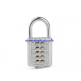 40MM NUMBER PADLOCK * Images are for illustrative purposes only*
