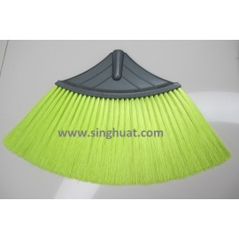 PVC Fan Type Broom With Handle * Images are for illustrative purposes only *