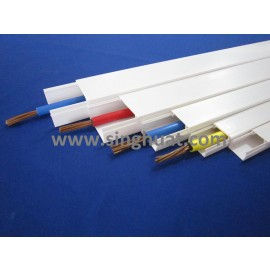 White Colour PVC Trunking * Images are for illustrative purposes only *