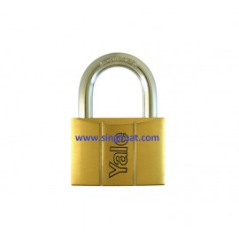 Y09-I-040XX YALE BRASS PADLOCK * Images are for illustrative purposes only*